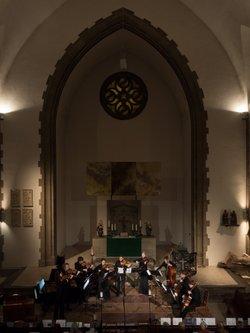 WFE Ensemble,  Foto: Oliver Elsner