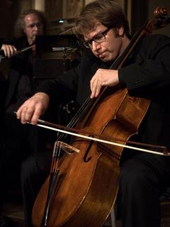 Andreas Heinig - Violoncello, Foto: Oliver Elsner